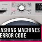 Cách khắc phục lỗi IE ở máy giặt LG 3 nguyên nhân chính