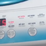 7 nguyên nhân máy giặt Toshiba báo lỗi E5 và cách khắc phục a -z
