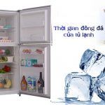 Tủ lạnh chạy bao lâu thì ngắt một lần ? Bao lâu thì chạy lại ?