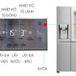 Tủ lạnh Hitachi nháy đèn 12 lần báo lỗi F0 12 và cách khắc phục
