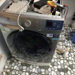 Máy giặt Electrolux báo lỗi E91 và cách tự kiểm tra khắc phục nhanh