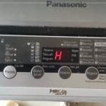Cách sửa lỗi H01 ở máy giặt Panasonic với 3 bước đơn giản